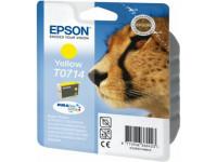 Original Tintenpatrone gelb Epson C13T07144011/T0714 gelb