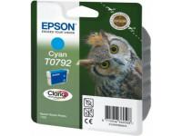 Original Tintenpatrone cyan Epson C13T07924010/T0792 cyan