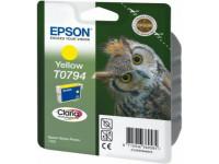 Original Tintenpatrone gelb Epson C13T07944010/T0794 gelb