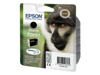 Original Tintenpatrone schwarz Epson C13T08914011/T0891 schwarz