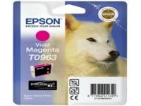 Original Tintenpatrone magenta Epson C13T09634010/T0963 magenta