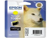 Original Tintenpatrone gelb Epson C13T09644010/T0964 gelb