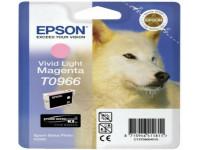 Original Tintenpatrone magenta hell Epson C13T09664010/T0966 photomagenta