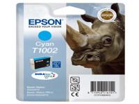 Original Tintenpatrone cyan Epson C13T10024010/T1002 cyan