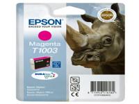 Original Tintenpatrone magenta Epson C13T10034010/T1003 magenta