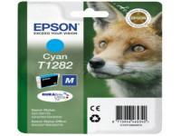 Original Tintenpatrone cyan Epson C13T12824012/T1282 cyan