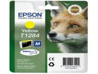 Original Tintenpatrone gelb Epson C13T12844012/T1284 gelb