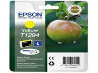 Original Tintenpatrone gelb Epson C13T12944012/T1294 gelb