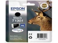 Original Tintenpatrone schwarz Epson C13T13014010/T1301 schwarz