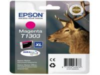 Original Tintenpatrone magenta Epson C13T13034010/T1303 magenta