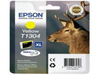 Original Tintenpatrone gelb Epson C13T13044012/T1304 gelb
