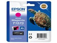 Original Tintenpatrone magenta Epson C13T15734010/T1573 magenta
