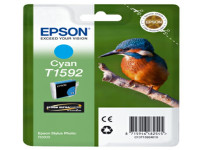 Original Tintenpatrone cyan Epson C13T15924010/T1592 cyan
