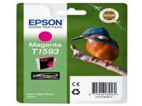 Original Tintenpatrone magenta Epson C13T15934010/T1593 magenta