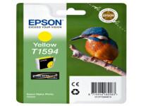 Original Tintenpatrone gelb Epson C13T15944010/T1594 gelb
