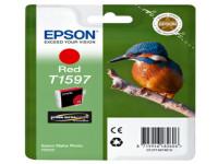 Original Tintenpatrone rot Epson C13T15974010/T1597 rot