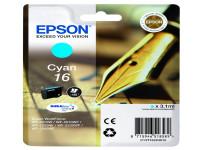 Original Tintenpatrone cyan Epson C13T16224010/16 cyan