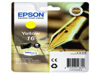 Original Tintenpatrone gelb Epson C13T16244012/16 gelb