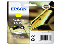 Original Tintenpatrone gelb Epson C13T16344010/16XL gelb