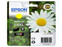 Original Tintenpatrone gelb Epson C13T18144010/18XL gelb