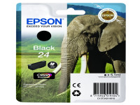 Original Tintenpatrone schwarz Epson C13T24214012/24 schwarz