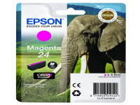 Original Tintenpatrone magenta Epson C13T24234010/24 magenta