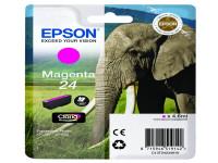 Original Tintenpatrone magenta Epson C13T24234012/24 magenta