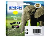 Original Tintenpatrone gelb Epson C13T24244010/24 gelb