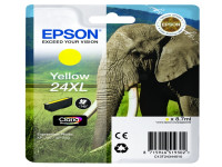 Original Tintenpatrone gelb Epson C13T24344010/24XL gelb