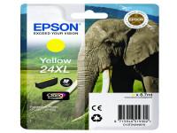 Original Tintenpatrone gelb Epson C13T24344012/24XL gelb
