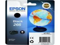 Original Tintenpatrone schwarz Epson C13T26614010/266 schwarz