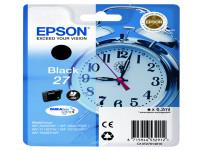 Original Tintenpatrone schwarz Epson C13T27014010/27 schwarz