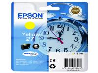 Original Tintenpatrone gelb Epson C13T27044012/27 gelb