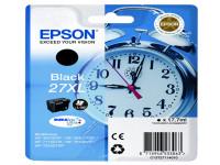 Original Tintenpatrone schwarz Epson C13T27114012/27XL schwarz