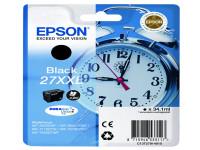 Original Tintenpatrone schwarz Epson C13T27914012/27XXL schwarz