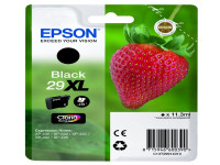 Original Tintenpatrone schwarz Epson C13T29914012/29XL schwarz