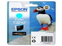 Original Tintenpatrone cyan Epson C13T32424010/T3242 cyan