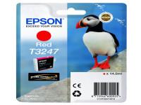 Original Tintenpatrone rot Epson C13T32474010/T3247 rot