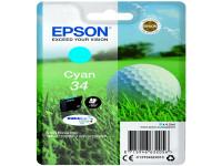 Original Tintenpatrone cyan Epson C13T34624010/34 cyan