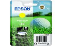 Original Tintenpatrone gelb Epson C13T34644010/34 gelb