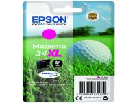 Original Tintenpatrone magenta Epson C13T34734010/34XL magenta