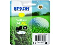 Original Tintenpatrone gelb Epson C13T34744010/34XL gelb