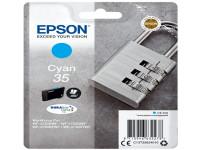 Original Tintenpatrone cyan Epson C13T35824010/35 cyan