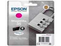 Original Tintenpatrone magenta Epson C13T35834010/35 magenta