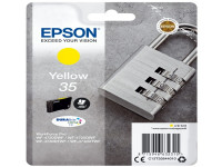 Original Tintenpatrone gelb Epson C13T35844010/35 gelb