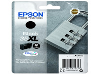 Original Tintenpatrone schwarz Epson C13T35914010/35XL schwarz