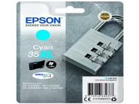 Original Tintenpatrone cyan Epson C13T35924010/35XL cyan