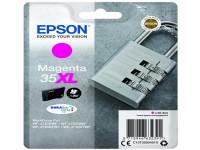 Original Tintenpatrone magenta Epson C13T35934010/35XL magenta