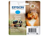 Original Tintenpatrone Epson C13T37824010/378 cyan