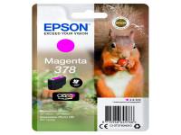 Original Tintenpatrone Epson C13T37834010/378 magenta